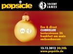 pøpsicle + 10 cent janes @ Clubkeller, Frankfurt, 13.12.2012