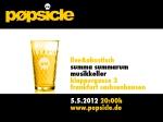 pøpsicle akustisch @ SummaSummarum, Frankfurt
