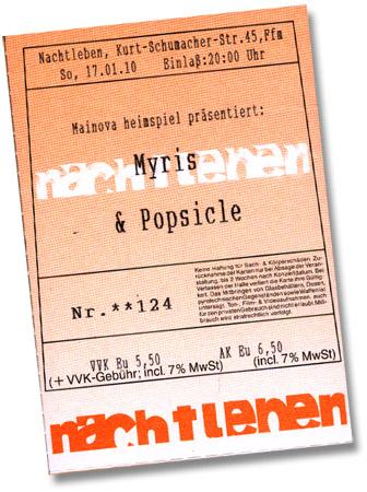 popsiclemyristicket